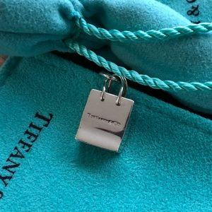 Tiffany & Co Shopping Bag Charm